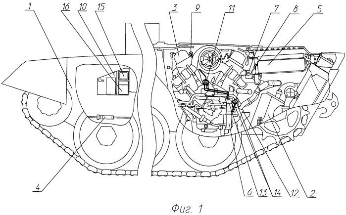 Транспортное средство с двигателем внутреннего сгорания и способ предотвращения выхода из строя такого двигателя при эксплуатации транспортного средства