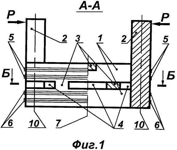 Упругий элемент тензорезисторного датчика силы