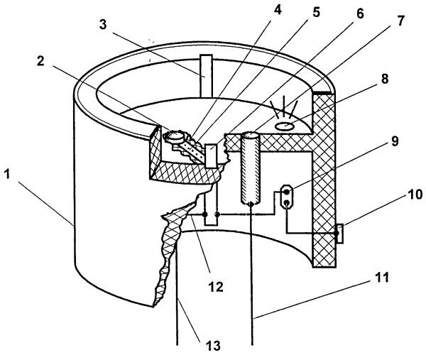 Трехконтактная штепсельная розетка европейского типа с заземляющим элементом и способ ее изготовления