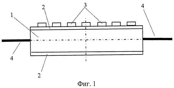 Герметичный корпус модуля