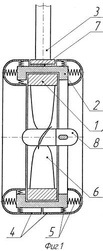 Кольцевой судовой движитель