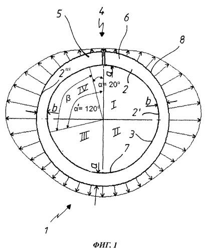 Составное поршневое кольцо