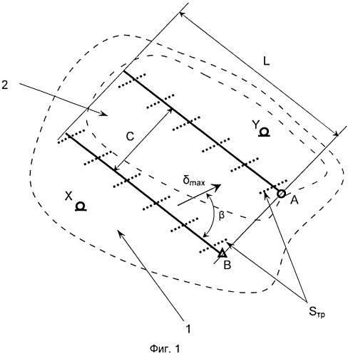 Способ разработки низкопроницаемой нефтяной залежи горизонтальными скважинами с поддержанием пластового давления