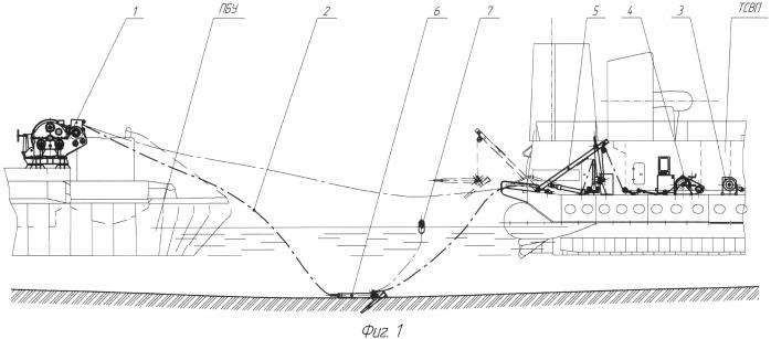Способ перемещения плавучей буровой установки средствами комплекса транспортных судов на воздушной подушке