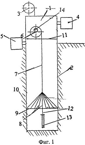Способ изготовления буронабивной сваи и устройство для его осуществления