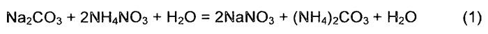 Способ реагентной регенерации жидкосолевого нитрит-нитратного теплоносителя