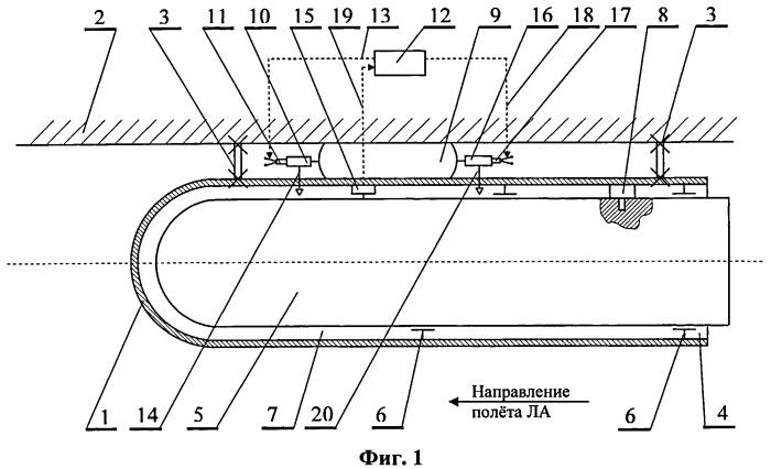 Устройство для сброса полезной нагрузки с летательного аппарата (варианты)