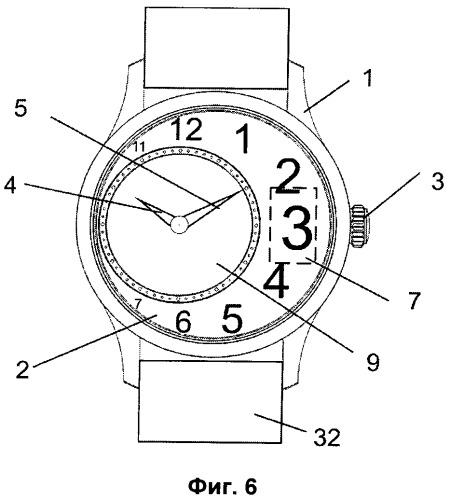 Таинственные часы