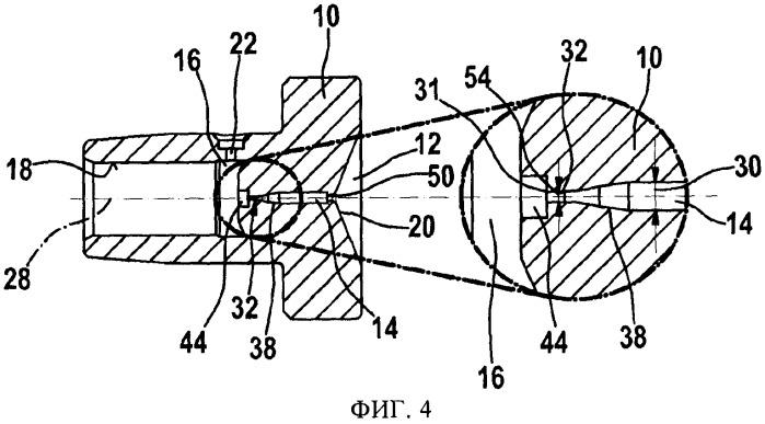 Способ изготовления дросселирующих отверстий с низко расположенной точкой возникновения кавитации