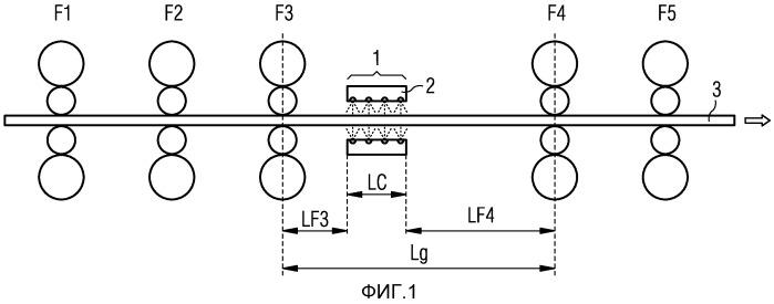 Способ горячей прокатки стальных полос и стан горячей прокатки