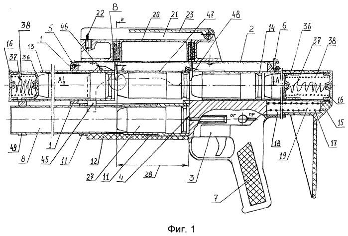 Ручной многозарядный гранатомет