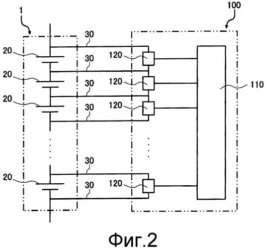 Устройство управления аккумуляторной батареей