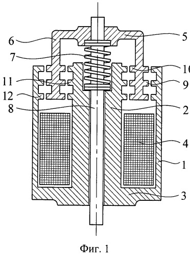 Электромагнитный двигатель (варианты)