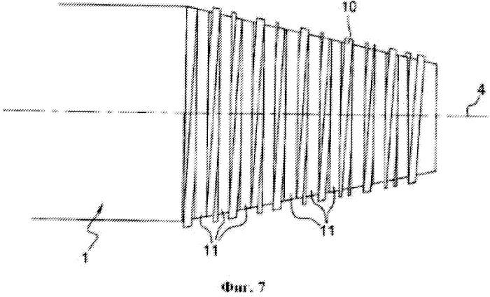 Узел для создания резьбового соединения, способ свинчивания и развинчивания указанного соединения и использование указанного соединения в водоотделяющей колонне для подземного ремонта