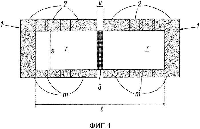 Цементный строительный раствор и способ усовершенствованного упрочнения строительных конструкций