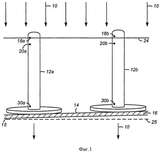 Устройство и способ распределения паровой и жидкой фаз