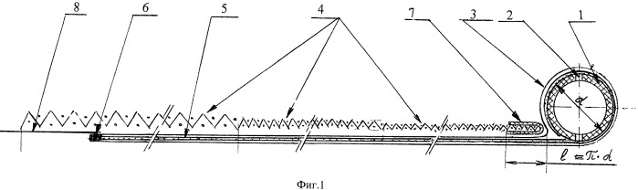 Мембранный фильтрующий элемент рулонного типа для очистки воды в бытовых условиях