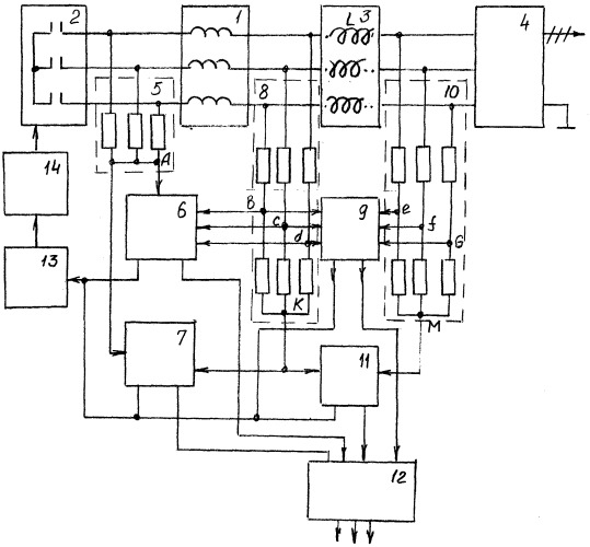 Система генерирования переменного тока