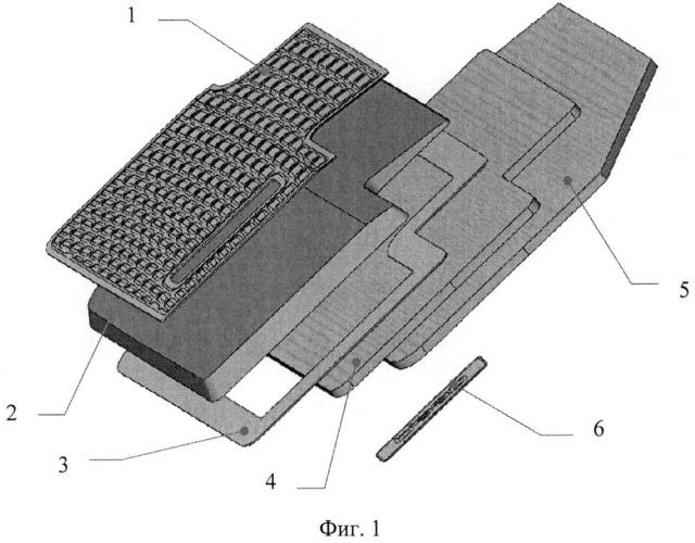 Способ изготовления напольного коврика для транспортного средства