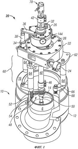 Устройство для вторичной механической обработки предохранительного клапана