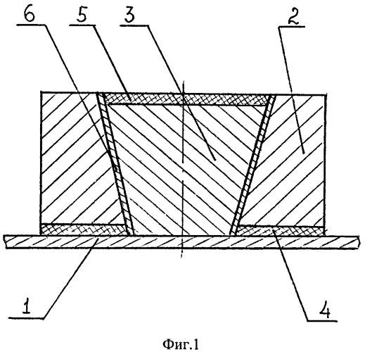 Протектор для защиты металлических конструкций от коррозии (варианты)