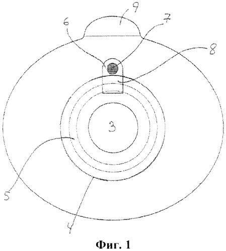 Стомное устройство с индикатором утечки