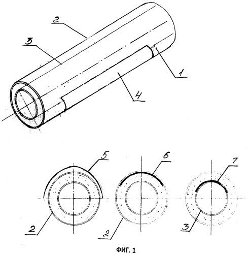 Вакуумная труба солнечного коллектора