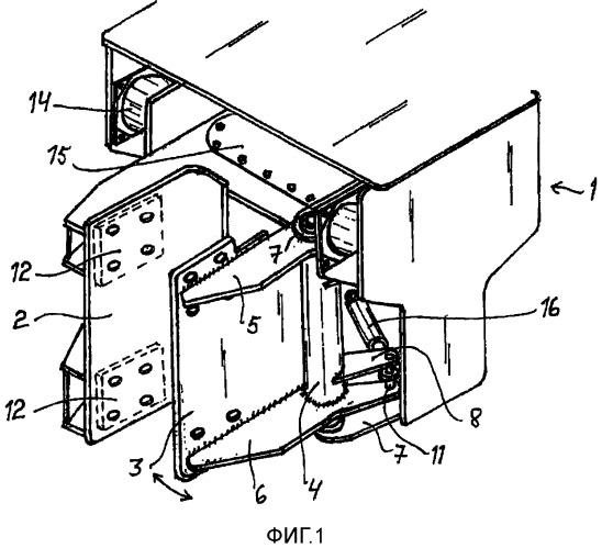 Устройство для забивки стоек и свай в землю