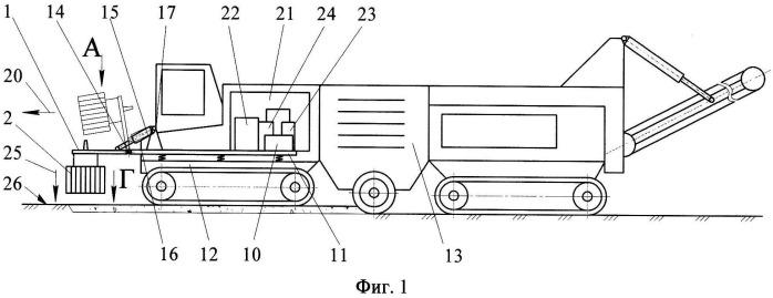 Способ подготовки к выемке скальных пород с использованием лазерного воздействия и автоматизированный комплекс для его осуществления