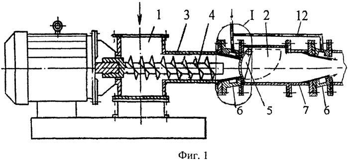 Устройство пневмотранспорта сыпучих материалов