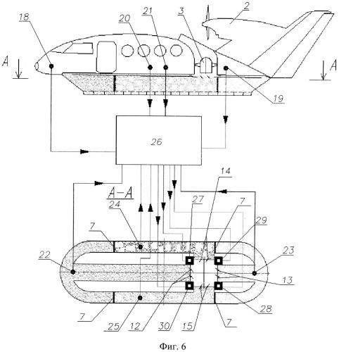 Аппарат на воздушной подушке