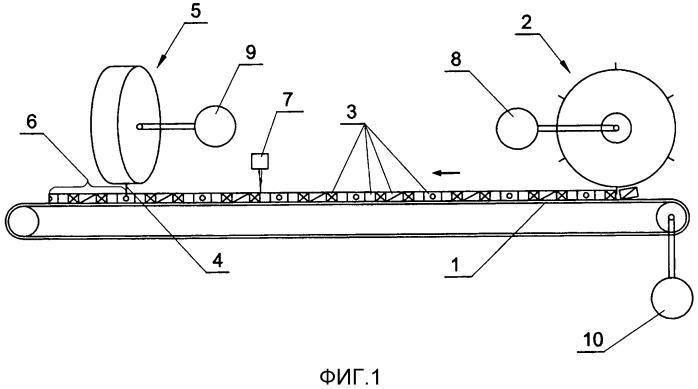 Способ изготовления многосегментных фильтрующих стержней