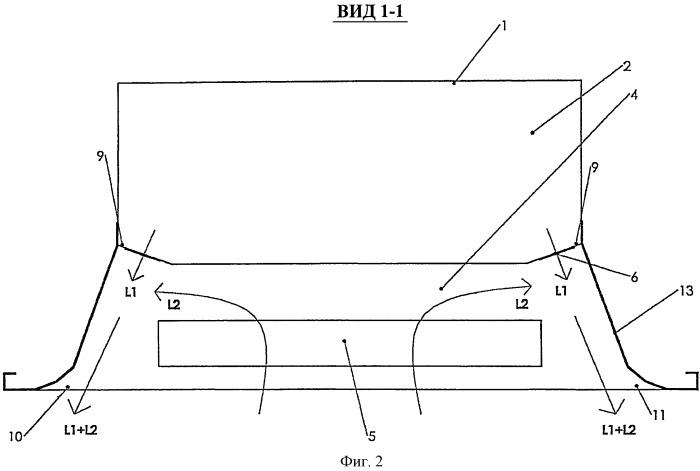 Охлаждающий блок с функцией vav (переменного воздушного объема), действующий через регулировочную панель