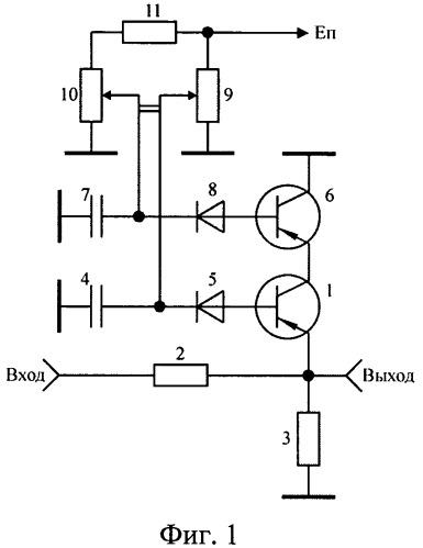 Устройство управления амплитудой высоковольтных однополярных импульсов