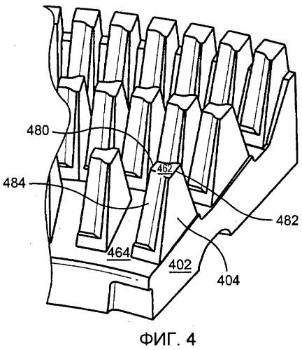 Пластина дефлокулятора и соответствующие способы