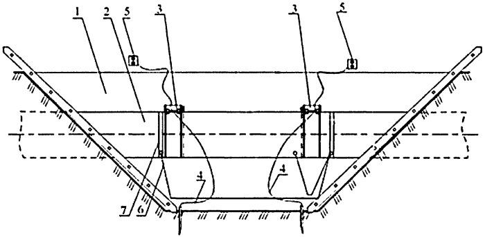 Способ безогневой резки трубы при проведении ремонтных работ