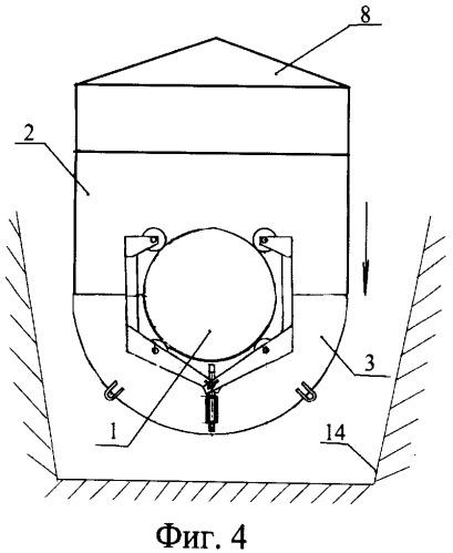 Способ монтажа герметичной камеры для проведения ремонтных работ на трубопроводе