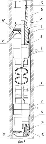 Устройство верхнего конца и нижнего конца расширяемых труб, устраняющее концевое сужение при их расширении