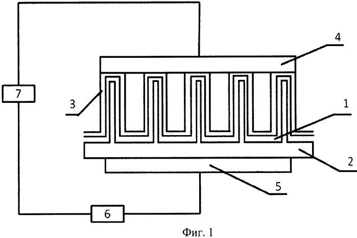Твердотельный суперконденсатор на основе многокомпонентных оксидов