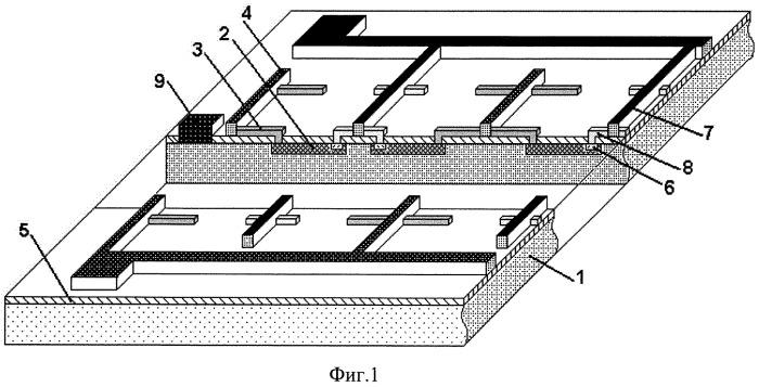 Полупроводниковый лавинный детектор