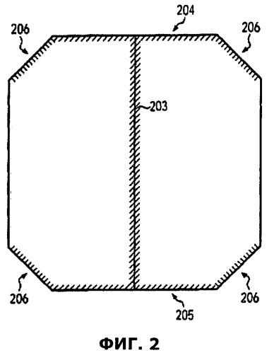 Фильтровальный мешок пылесоса с боковой складкой