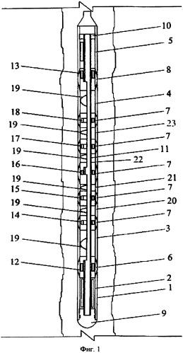 Устройство для измерения удельной электропроводности и электрической макроанизотропии горных пород