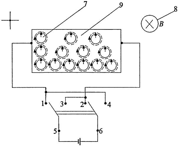 Способ активации высокотемпературных сверхпроводников в области криогенных температур ниже критического значения и устройство для его осуществления