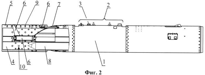 Пусковая установка для авиационных ракет