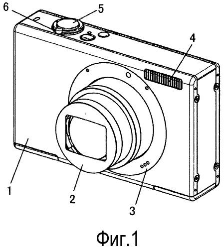 Устройство снятия изображения