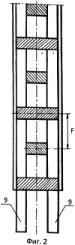 Конструкция стеновой деревянной стойки