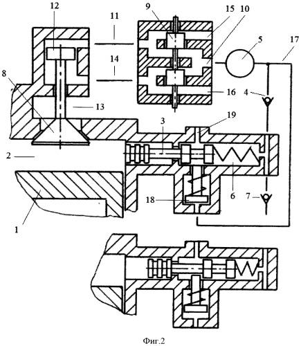 Компрессорный способ зарядки пневмоаккумулятора пневматического привода газораспределительного клапана и топливной форсунки двигателя внутреннего сгорания атмосферным воздухом