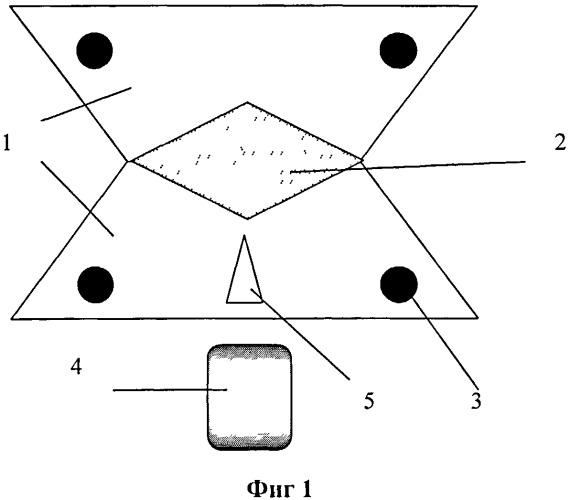 Способ детекции аналита из раствора на частицах и устройство для его реализации