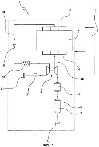 Способ восстановления дизельного сажевого фильтра