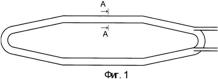 Способ изготовления одновитковой жесткой шаблонной петлевой катушки двухслойной обмотки статора